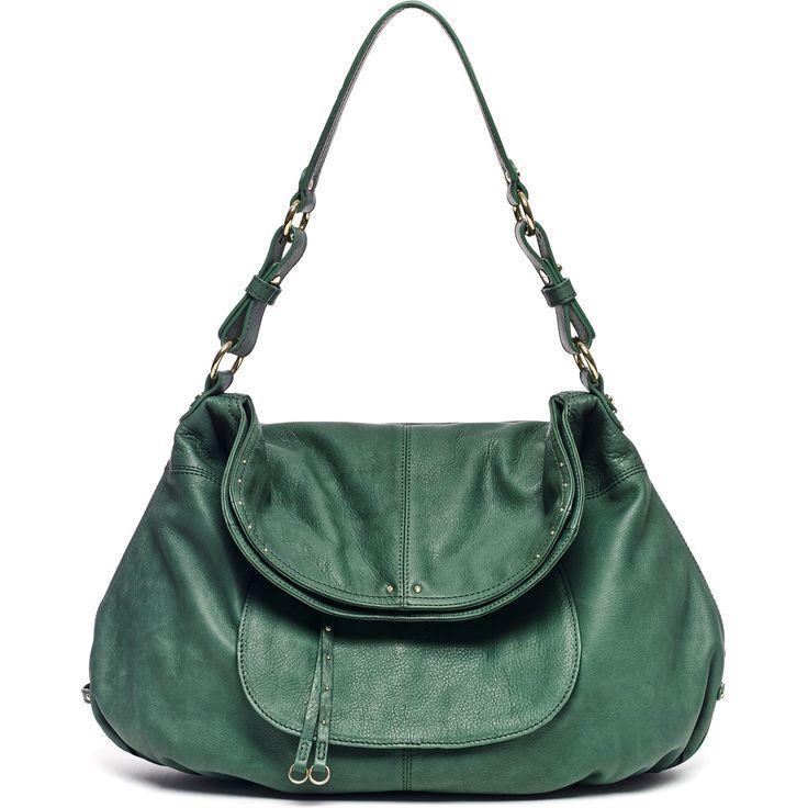 Havana Hobo, Malachite - Hayden-Harnett Handbags & Accessories Online Store