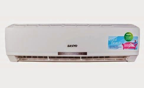 Sanyo Split Air Conditioner SAP C18AM  Tk. 76,000.00