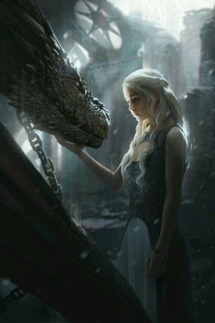 Daenerys ~ Game Of Thrones
