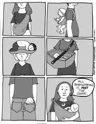 Bottega Bubamara: fascia porta bebè e mei tai... il babywearing di Bubamara