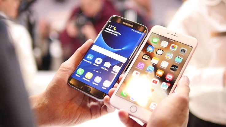 iPhone 6s Plus ve Galaxy S7 edge Hız Testinde! http://www.technolat.com/iphone-6s-plus-ve-galaxy-s7-edge-hiz-testinde-3118/
