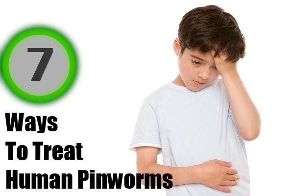7 Ways To Treat Human Pinworms
