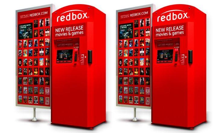I just love when we get a Free Redbox Movie Rental Code