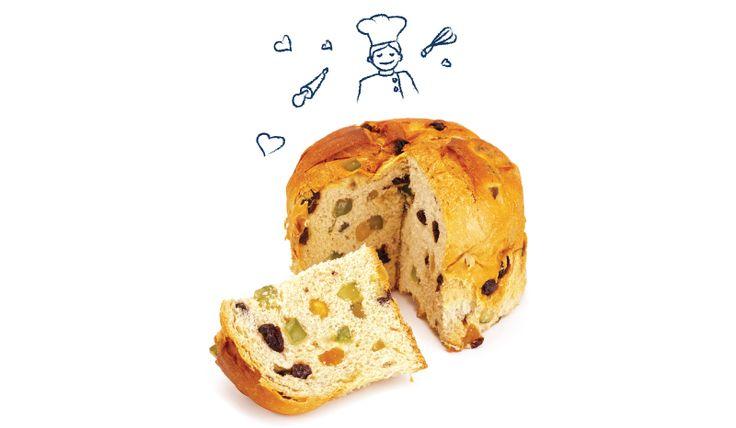 Pan, pan de Toni: Panetone