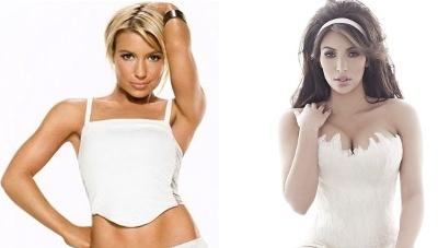 Celebrity Cellulite: Kim Kardashian