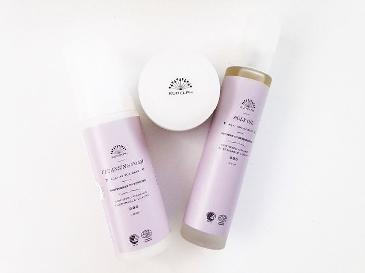 Rudolph Care // beauty lounge // Monique Lund // ecofriendly skincare //
