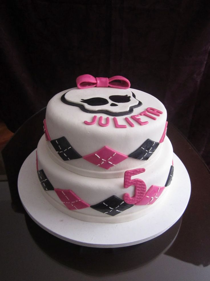 tortas monster high - Buscar con Google