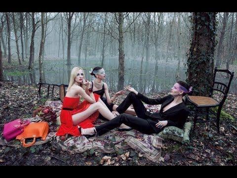 'Secret Garden 2 - Versailles'   Film - Dior