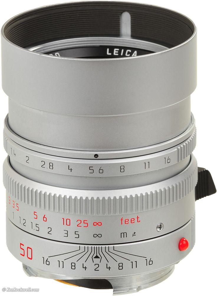 LEICA 50mm f/1.4 ASPH SUMMILUX-M. Creamy backgrounds, portrait king!