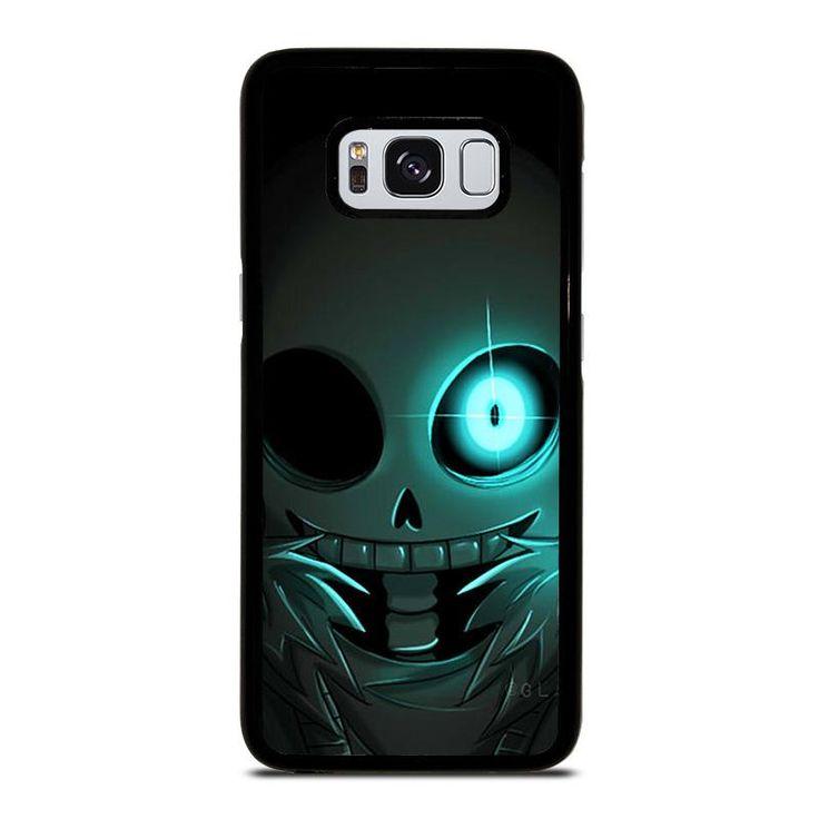 UNDERTALE SANIS Samsung Galaxy S4 S5 S6 S7 S8 S9 Edge Plus Note 3 4 5 8 Case Cover