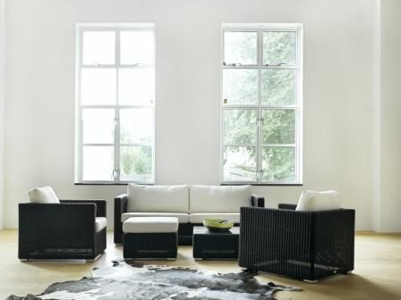 Chester. Cane-line Furniture. Interior.