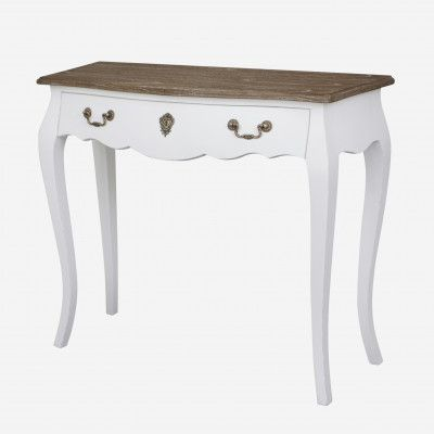 Redcurrent White Pauline Console Table $395