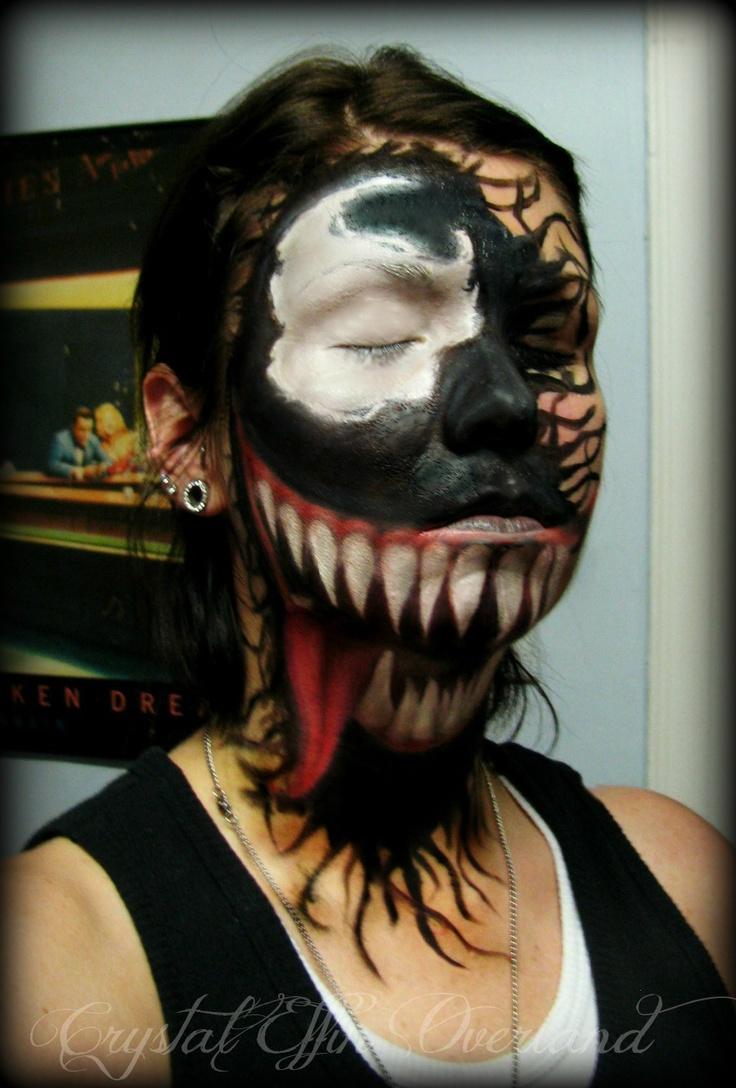Symbiote or Venom make...