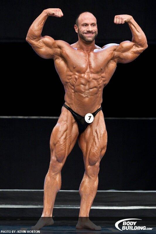 Bodybuilder Deutschland