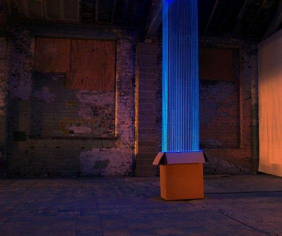 David Ogle installation3