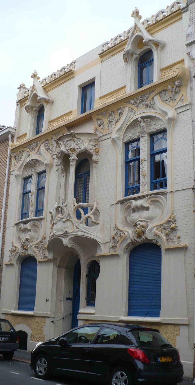 Best 25 art nouveau architecture ideas on pinterest - Maison de l art nouveau ...