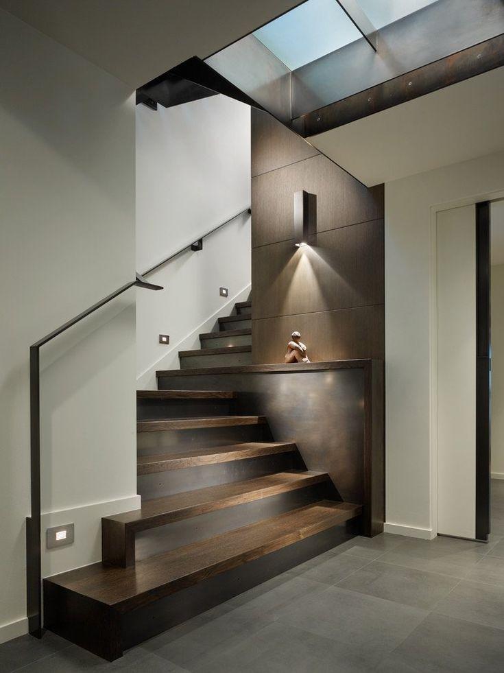 Modern Staircase Design 157 best staircase designs images on pinterest | staircase design