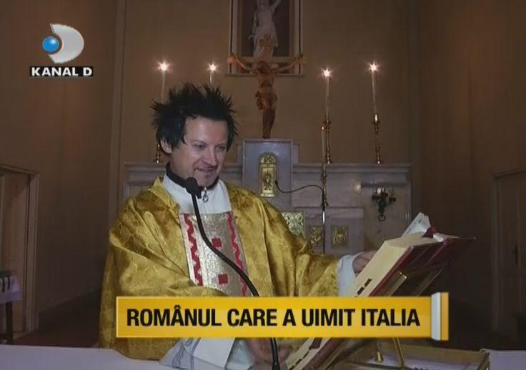 Asta-i Romania 2014 - Un roman a reusit sa duca faima Italiei in toata l...