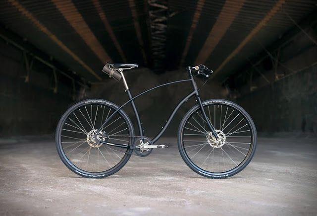 Budnitz Bicycles'dan SCORCHER - TeknOlsun