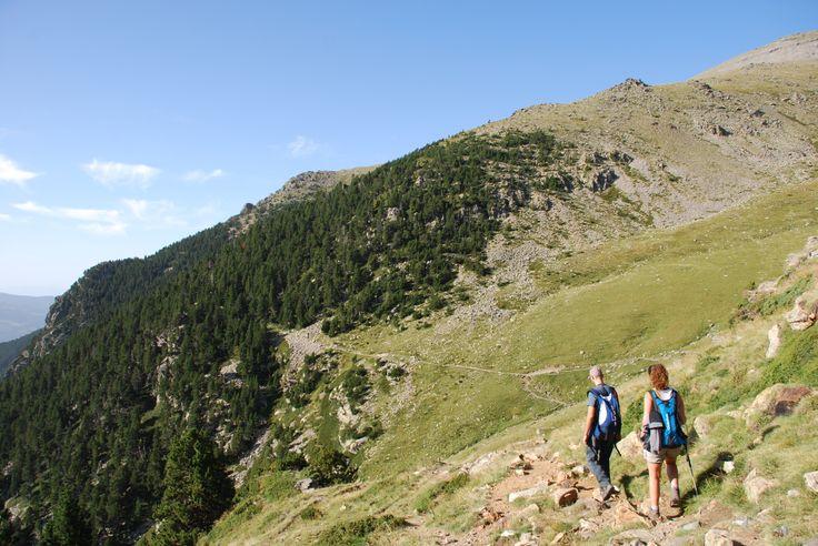 Albergs per a gaudir de la natura i les ciutats a Catalunya.