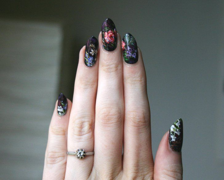 Pin for Later: 31 Days of Jaw-Dropping Nail Art Magic Day 29: The Supernatural S…