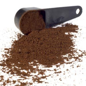 Sprinkle coffee grounds around your vegetables before you water them, you will be activating slow-release nitrogen that will help them grow faster and fuller. Slugs don't like them either! Yay! No slugs!