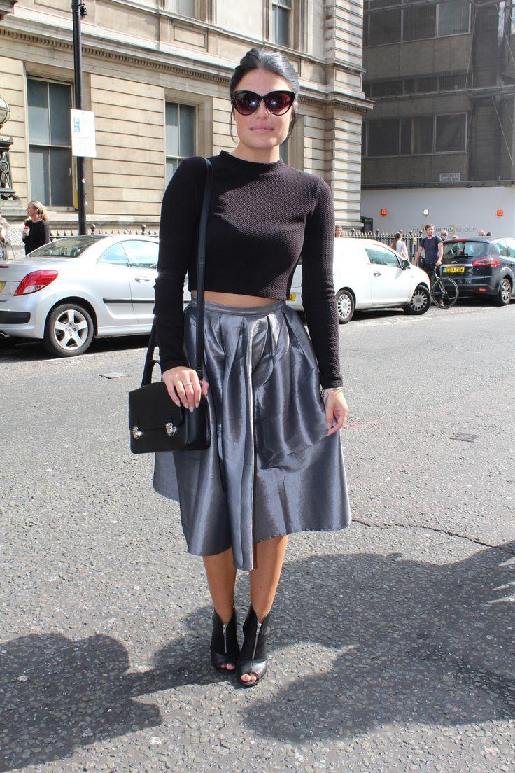 Lauren wears: Shades: Accessorize, Top: H&M, Bag: Primark, Shoes: Primark, Skirt: New Look   - Cosmopolitan.co.uk