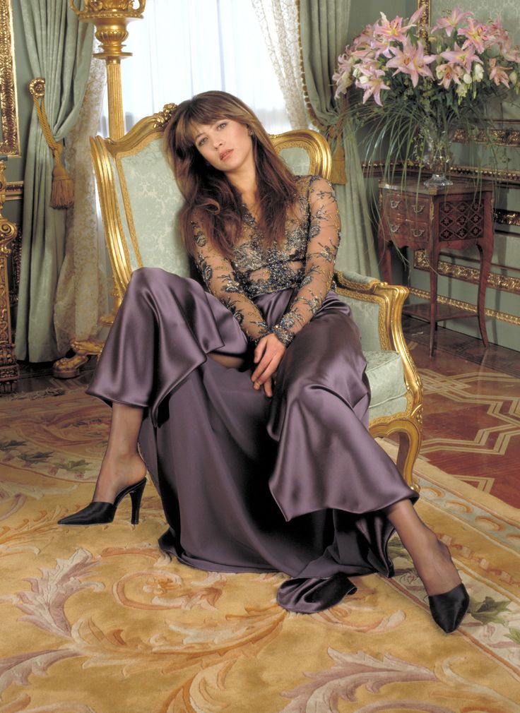 Sophie marceau - The World is Not Enough 1999 in role as Elektra King
