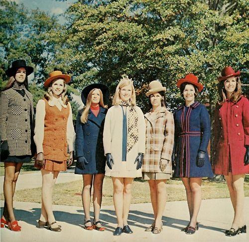 Die 27 besten Bilder zu 60\' fashion auf Pinterest   Herbst Mäntel ...