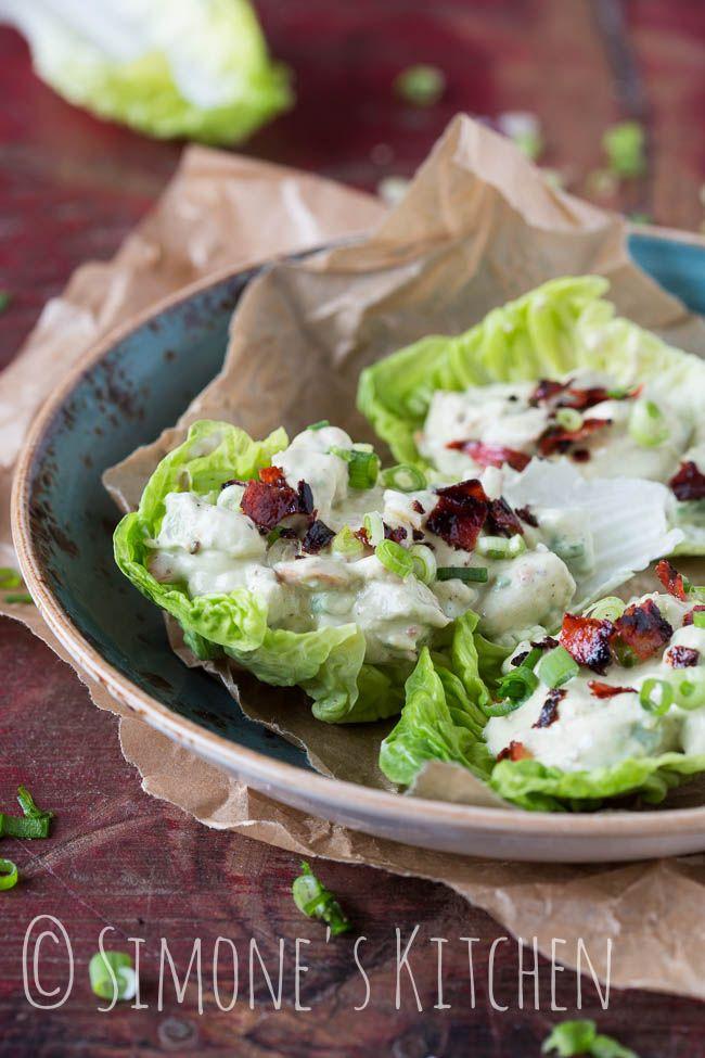 Slaschuitjes met avocado-chorizo salade | simoneskitchen.nl