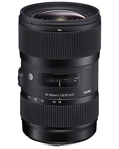 Sigma 210954 Obiettivo 18-35 mm-F/1.8 (A) AF DC HSM, Attacco Canon, Nero Sigma http://www.amazon.it/dp/B00DBL0NLQ/ref=cm_sw_r_pi_dp_FVkcvb02S807B