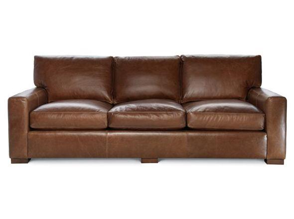 Club Mountain 3 Seat Sofa colour | Bay Leather Republic