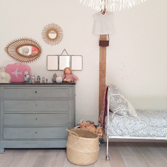 7 Creative and Sweet Girl's Rooms- Petit & Small