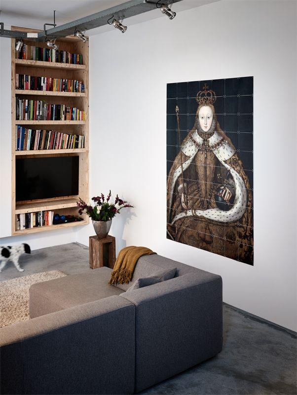 National Portrait Gallery  http://www.ixxidesign.com/producten/beeldenbank/kunst/national-portrait-gallery  #IXXI #interior #inspiration #queen #walldecoration #design #interieur #inspiratie #muurdecoratie #wanddecoratie #art #kunst