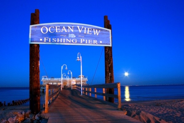 207 best images about norfolk va on pinterest for Ocean view fishing pier