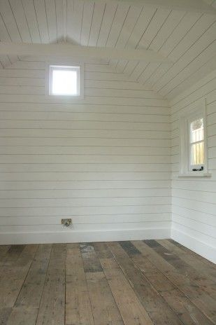 Floors Planked Walls And Planks On Pinterest