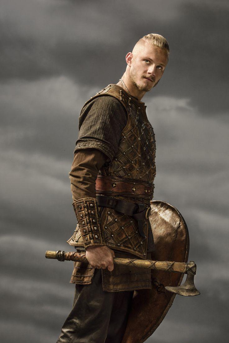 King Ragnar and Bjorn Ironside - Vikings Season 3 Episode ...