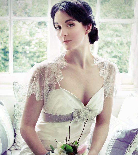 32 Best Images About Wedding Shawls & Shrugs On Pinterest