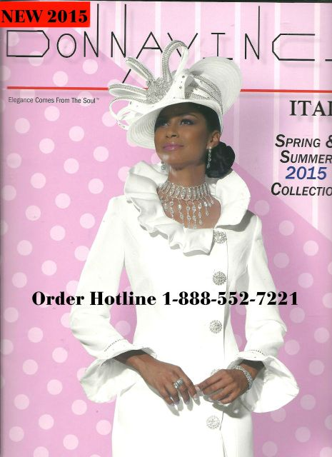 Church Suits, Donna Vinci, Lisa Rene, High End Dresses ...