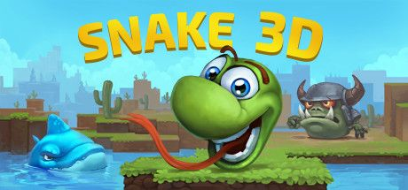Snake 3D Adventures Game Full Version For Pc