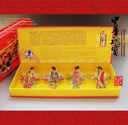 Free shipping Beauty gift box weifang kite chinese style unique small gift
