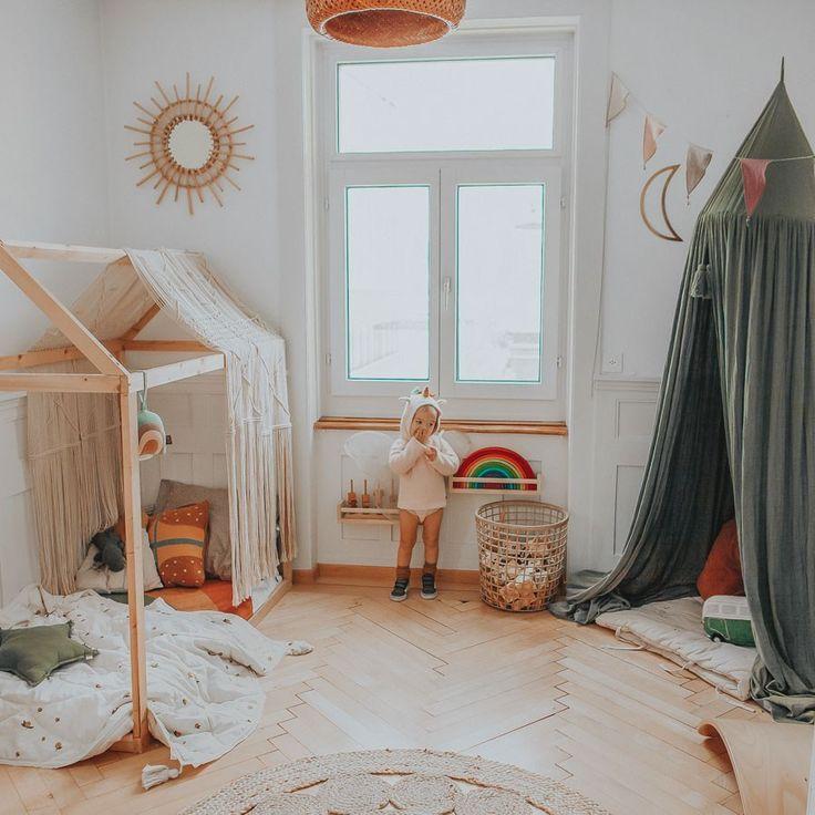13 inspirierende Kinderzimmer auf Instagram Kinder