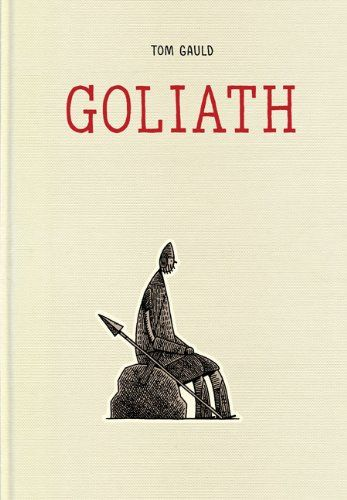 Goliath: Tom Gauld: 9781770460652: Amazon.com: Books