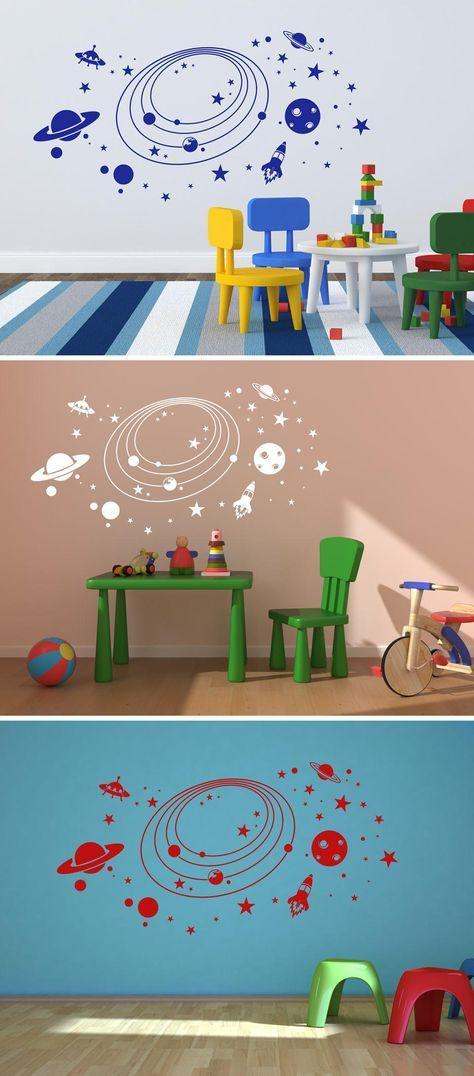die besten 25 weltraum planeten ideen auf pinterest. Black Bedroom Furniture Sets. Home Design Ideas