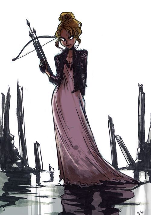 (Buffy the Vampire Slayer) Buffy Summers