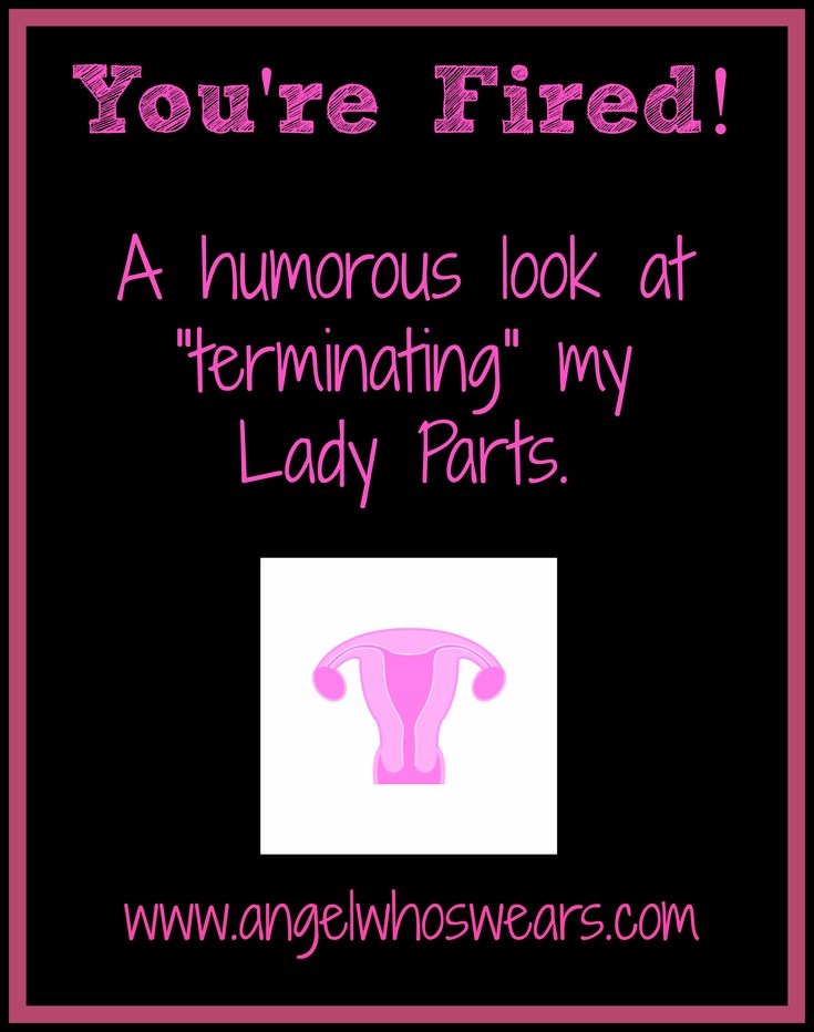 55 best Hysterectomy Humor images on Pinterest | Hysterectomy humor ...