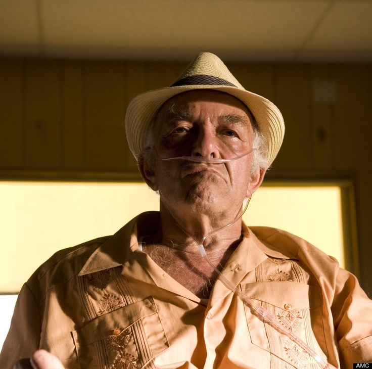 "Outstanding Guest Actor In A Drama Series; My Pic Mark Margolis, ""Breaking Bad"""