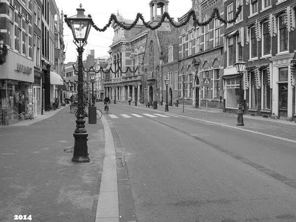 Breestraat Leiden