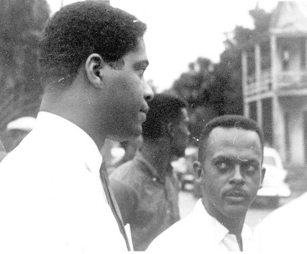 Dr. Robert Hayling led the 1964 movement to desegregate St. Augustine. Dr. Hayling worked closely with Martin Luther King, Jr., and the Southern Christian Leadership Conference (SCLC) in St. Augustine. The Museum of Florida History is hosting a Civil Rights in Florida exhibit this fall. Follow their page for updates. #FLCivilRights | Florida Memory