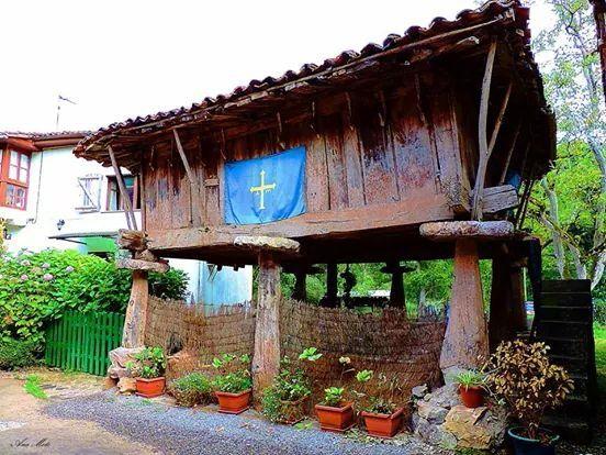 Horreo tipico Asturiano